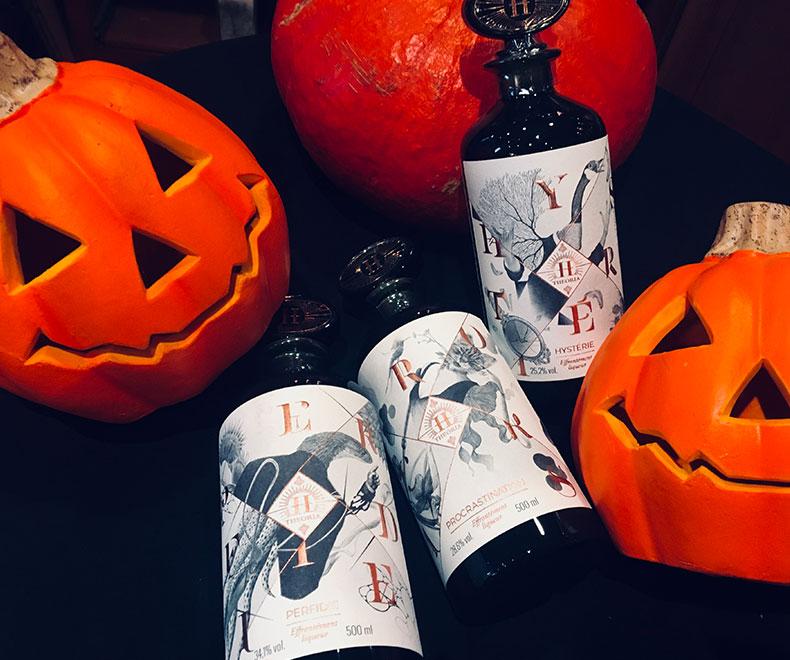 caves bérigny vins alcools halloween